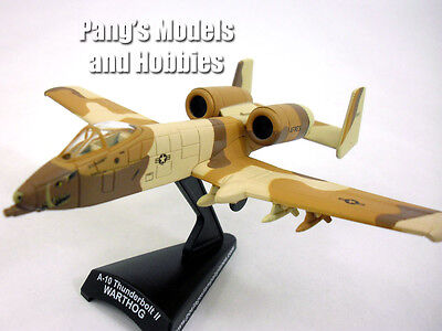 "A-10 Thunderbold II / Warthog ""Peanut"" 1/140 Scale Diecast Model by Model Power for sale  Shipping to Canada"