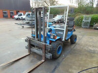 Forklift Hire with driver.Hourly/Daily No job too small.1ton lift From £50