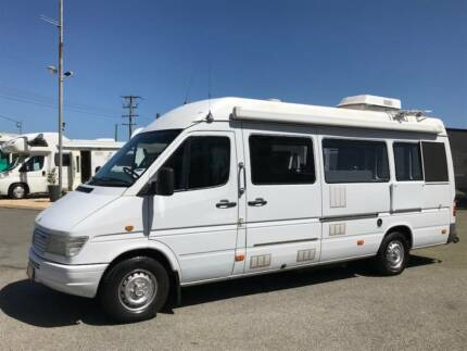Mercedes-Benz Sprinter 2 Berth Motorhome Valentine Lake Macquarie Area Preview
