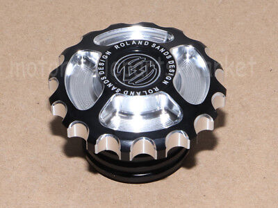 Motorbike Gear Fuel Tank Gas Cap Cover For Harley Sportster Dyna Touring Softail