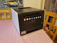 Brother Laser Network Printer HL 4140CN - USB 2.0