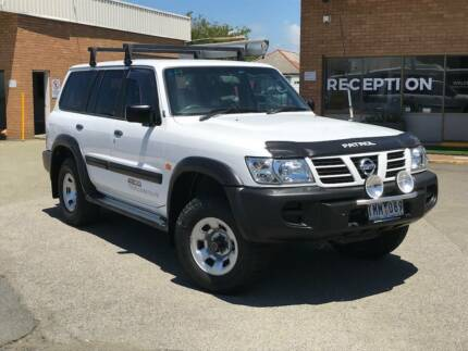 2001 Nissan Patrol SUV 4.8L Automatic Valentine Lake Macquarie Area Preview