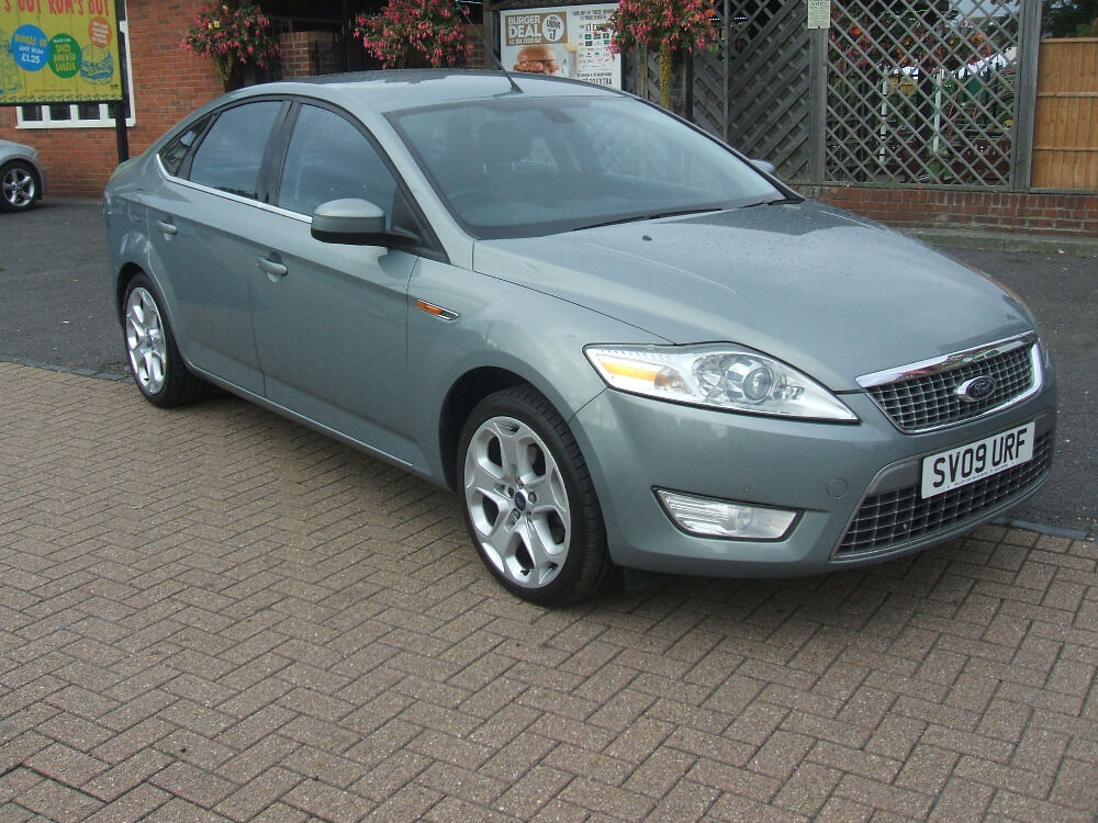 ford mondeo titanium x tdci grey 2009 in portsmouth hampshire gumtree. Black Bedroom Furniture Sets. Home Design Ideas