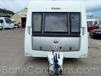 (Ref: V171) 2013 Elddis Affinity 550 4 FB Berth