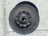 Pneus GoodYear Integrity 15' + Rims