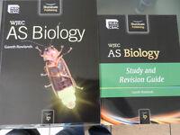 WJEC AS Biology and WJEC A2 Biology