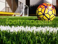 Monday 6pm 8 a side football close to Paddington needs players.