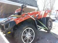 piece polaris sportsman 850