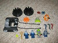 Lego Power Miners lot minifigure and more