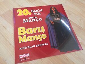 MEGA RARE TURKISH PSYCH TRIP FUNK LP - Baris MANCO - DISCO MANCO 1979 S/S LTD ED
