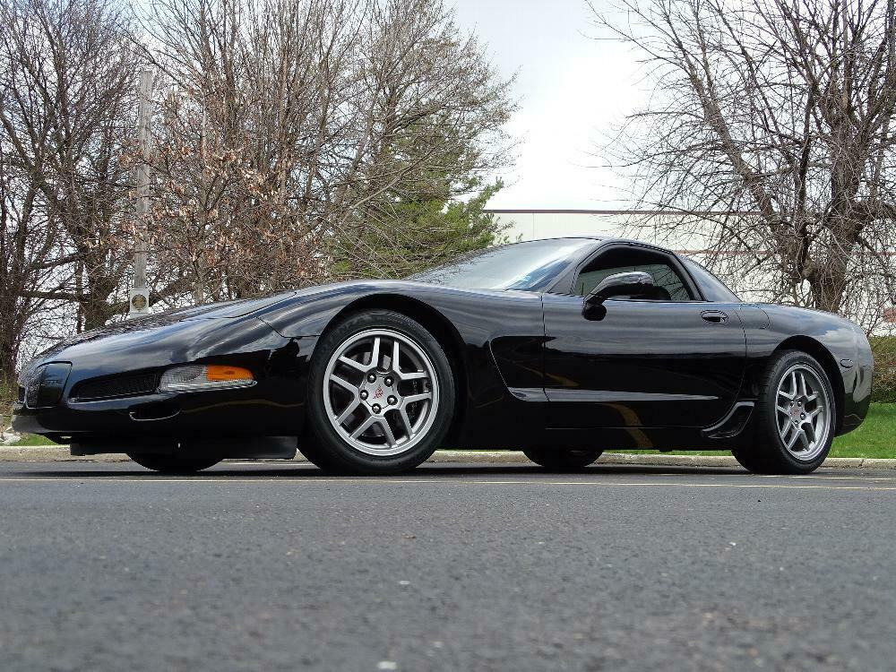 2002 Black Chevrolet Corvette Z06  | C5 Corvette Photo 7