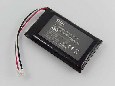 Bateria 1200mAh Li-Po para Infant Optics DXR-8 Video Baby Monitor, SP803048