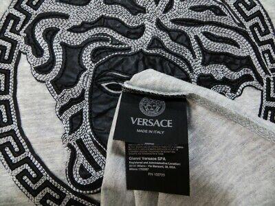 nwt men's versace t-shirt size XL