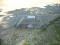 animal trap (cage) small