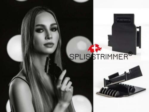 Spliss Trimmeraufsatz für Haarschneidemaschinen Spliss Cutter - kaputte Haare