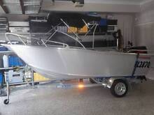 4.2 metre Aquamaster Runabout Urangan Fraser Coast Preview