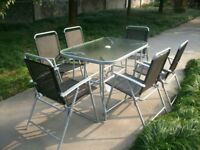 COMPLETE PATIO SET - £60 - NEED GONE ASAP AS MOVING