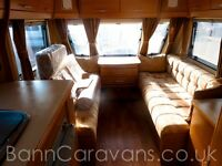 (Ref: 767) 09 Compass Corona Club 505 5 Berth