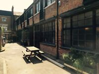 Creative Workspace / Office to Rent in Hackney - 975 sq. ft. - All Inclusive Terms