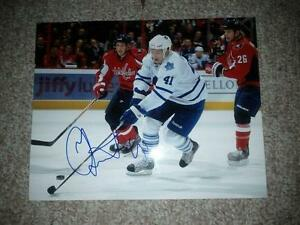 TORONTO MAPLE LEAFS AUTOGRAPHED PHOTOS AND PUCKS Edmonton Edmonton Area image 2