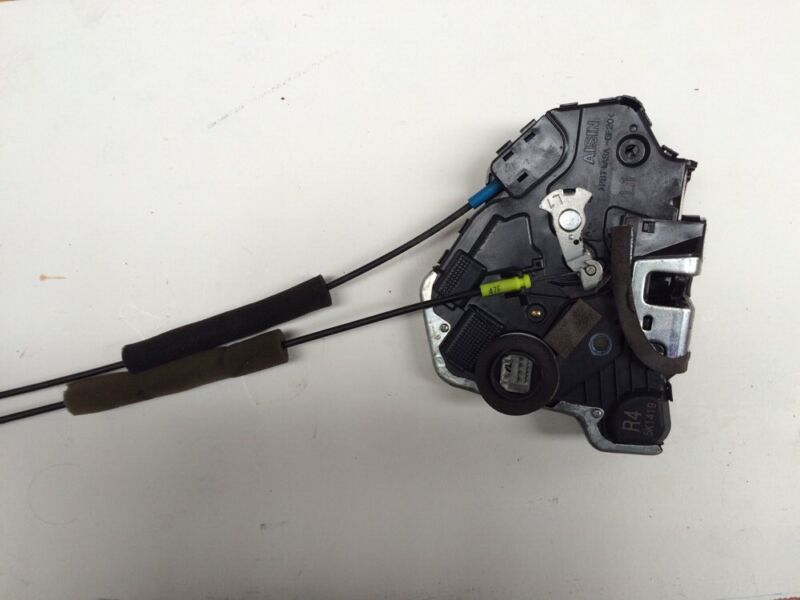Lexus is220d 250 2006 Saloon Door Lock Mechanism Latch Passenger Near Side Front
