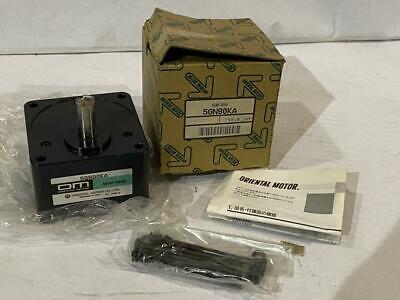 Oriental Motor Gear Head 5gn90ka  New