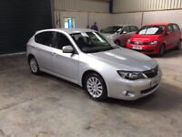 2008 Subaru Impreza r2.0cc 4wd high/low gearbox fsh very nice car guaranteed cheapest in country