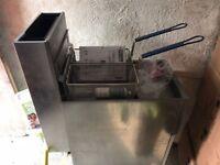 Pitco Heavy Duty Gas Economy Fryer (35C/S) LPG