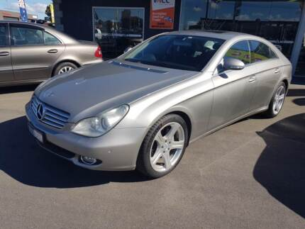 2005 Mercedes-Benz CLS350 Coupe Warragul Baw Baw Area Preview