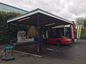 carwash sublease for sale in Great Barr