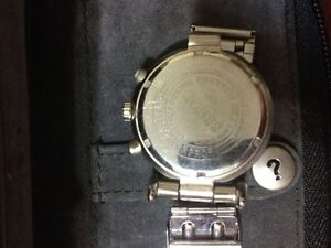 Guess Watch WaterPro for Men, with Case, New Condition! West Island Greater Montréal image 2