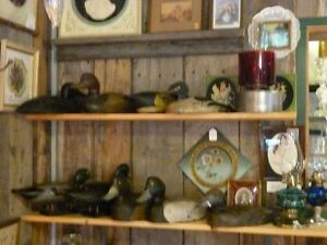 !*!*!*!*!**NICE SELECTION OF WATERFOWL DECOYS**!*!*!*!*!