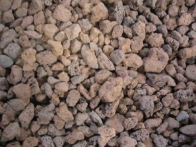 Crushed Lava Rock Granules 5 Lbs Bag For Decorative Gas Log Fireplaces New