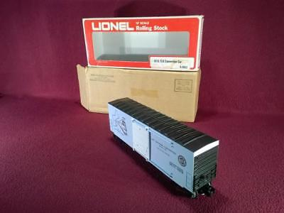 LIONEL 6-9611 1978 TCA CONVENTION BOX CAR BOSTON FLYING YANKEE - ORIG BOX SET