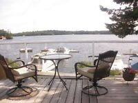 LAKE OF THE WOODS, Clearwater Bay, ON.  -  TRAILER FOR SALE