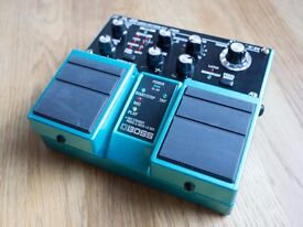 Rhythm effects pedal for guitar / synth - studio and live - MIDI