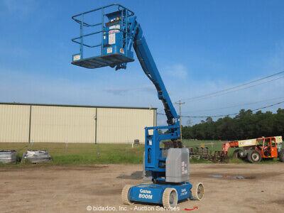 2013 Genie Z3422n 34 6 Electric Articulating Boom Lift Man Aerial Bidadoo