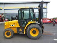 2008 JCB 926 4wd Rough Terrain Forklift