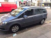 Vauxhall Zafira 1.6 i 16v Design 5dr