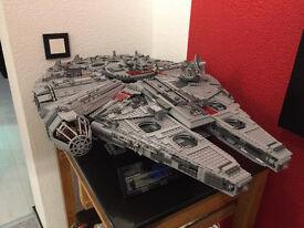 Lepin UCS Star Wars Millenium Falcon MOC construction set