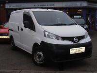 2010 Nissan NV200 SE PureDrive 1.5 DCI Van In White