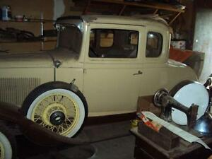 chev Coupe rumble seat/ 5 window
