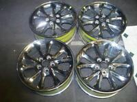 4 rims available