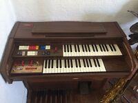 Welson Cornet Electric Organ - Spares or Repairs