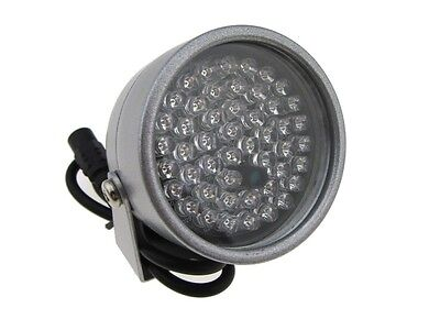 48led 850nm Ir Infrared Led Light For Night Verison Camera Sercurity 60d 12vdc