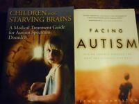 AUTISM BOOKS SELL/SWAP