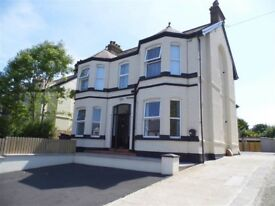Spacious and luxury 2 double bedroomed unfurnished apartment to rent