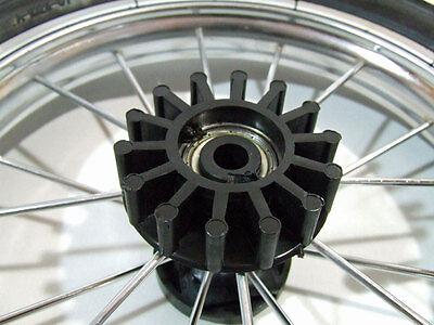 Kinderwagen Bremskranz für 10 Zoll , 12,5 Zoll , 14 Zoll  Metallspeichen Rad