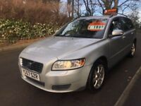 Volvo V50, 1.6 diesel, 2008, PRICE NOW REDUCED !!! ***bargain***