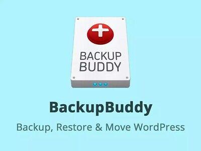 Backupbuddy Trusted Wordpress Backup Plugin